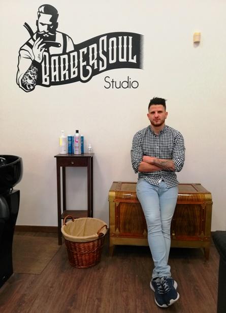 Raul peluqueria barbersoul